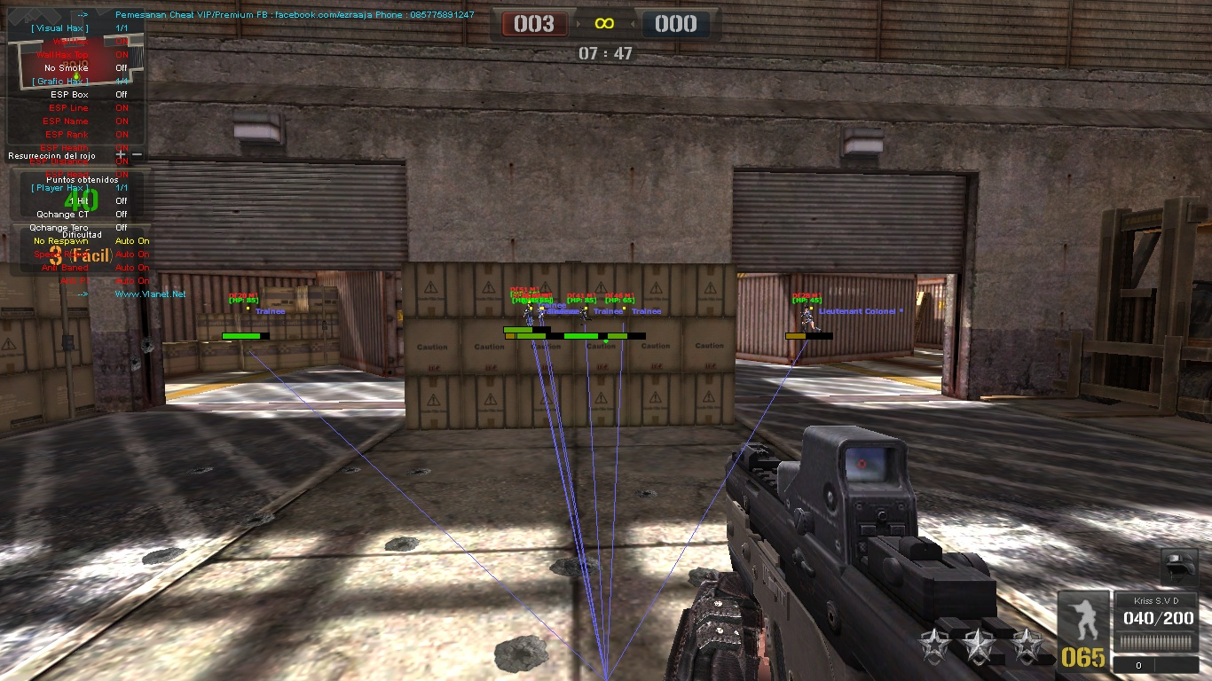 hack aimbot point blank 2018